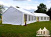 La mise en place de plusieurs tentes de réception vous permet d'augmenter l'espace total couvert disponible pour vos réceptions, fêtes, mariage.