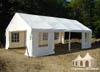 Installation, livraison de tente de réception en haute savoie. La rapidité de montage nous permet d'installer nos tentes et barnums de réception sur n'importe quel type de terrain