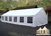 Nos tentes de réception sont le produit idéal pour l'extension de vos salles existantes (salle des fêtes, écoles, entreprises). Vous augmentez ainsi la capacité de votre salle de réception